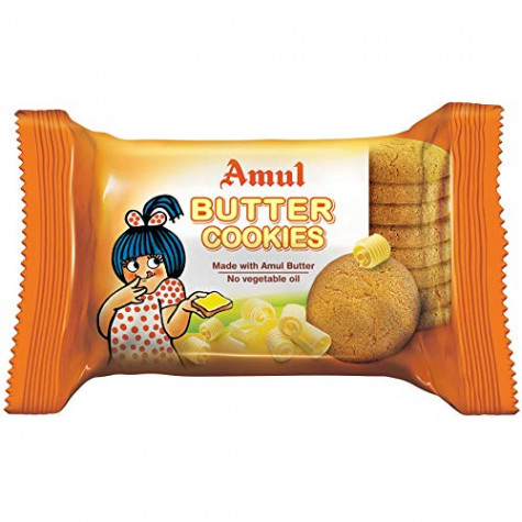 Amul Butter Cookies (200g)