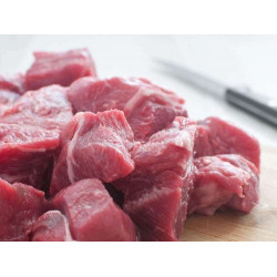 BUFFALO CURRYCUT BONELESS 1 KG